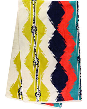 Pendleton Saguaro Oversized Towel, Green, hi-res