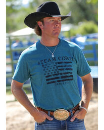 Cinch Men's Team Graphic Tee, , hi-res