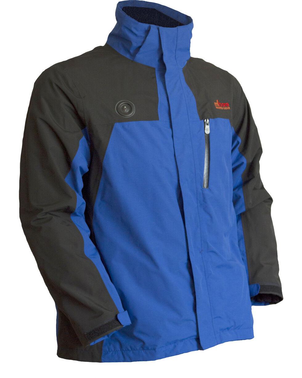 My Core Control Men's Heated Ski Jacket, Blue, hi-res