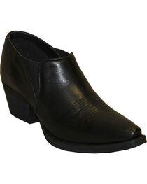 Rawhide Women's X Toe Ankle Booties, , hi-res