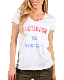 Signorelli Women's After Party Tee, , hi-res