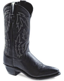 Old West Women's Polanil Western Cowboy Boots - Round Toe, , hi-res
