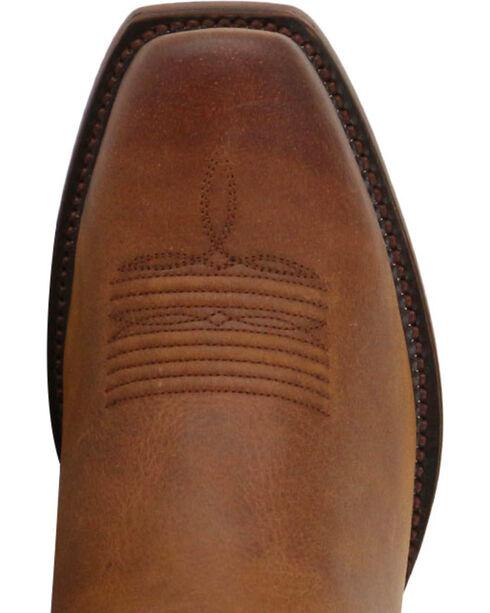 Cody James® Men's Hombre Square Toe Western Boots, Tan, hi-res