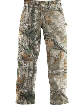 Carhartt Men's Work Camo Dungaree, Camouflage, hi-res