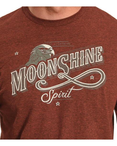 Moonshine Spirit® Men's Eagle Graphic Tee, Black, hi-res