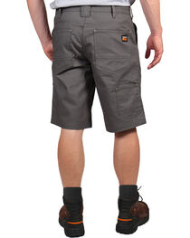 Timberland Pro Men's Grey Gridflex Work Shorts , , hi-res