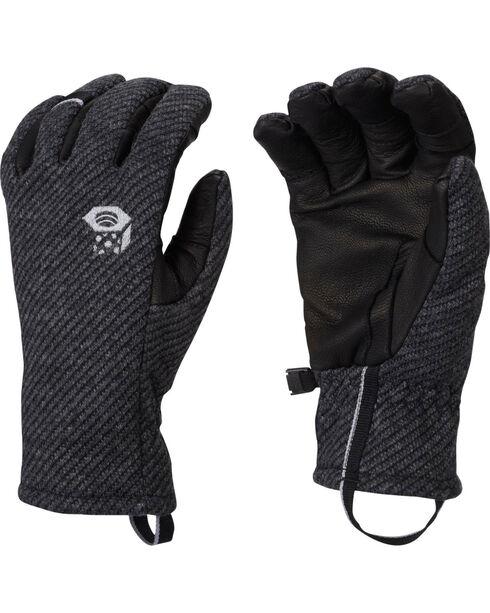 Mountain Hardwear Women's Gravity Gloves, Black, hi-res