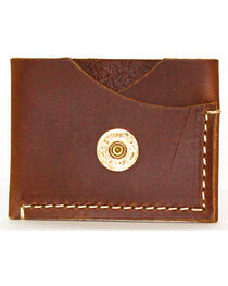 SouthLife Supply Men's Jefferson Aged Bourbon Leather Card Holder, , hi-res