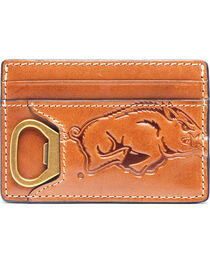 Jack Mason Men's Arkansas Sideline ID Card Case , , hi-res