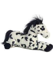 Aurora Kids' Magic Spotted Flopsie Horse, , hi-res