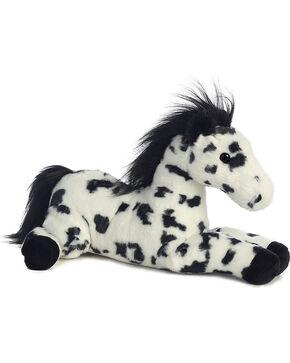 Aurora Kids' Magic Spotted Flopsie Horse, Multi, hi-res