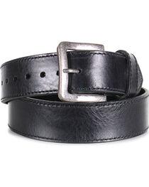 American Worker® Men's Leather Stitch Belt, , hi-res