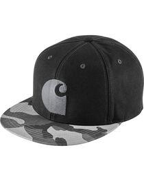 Carhartt Men's Camo Contrast Ball Cap, , hi-res