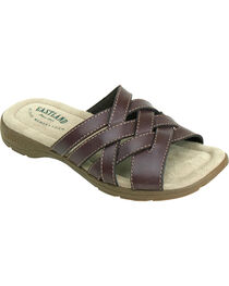 Eastland Women's Brown Hazel Sandals , , hi-res
