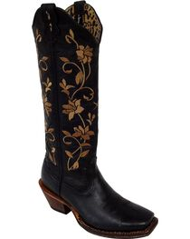 Twisted X Women's Steppin Out Tall Western Boots, , hi-res