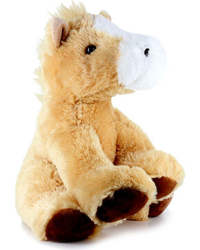 Lil' Boot Barn Kid's Plush Horse, No Color, hi-res
