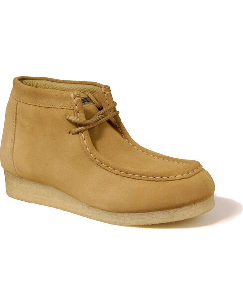 Roper Men's Chukka Casual Boots, Tan, hi-res