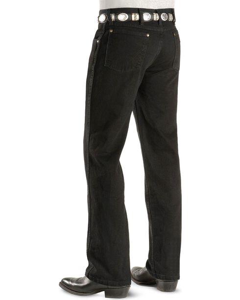 Wrangler Jeans - Cowboy Cut 36 MWZ Slim Fit Black, Black, hi-res