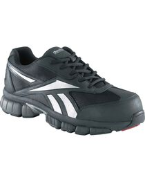 Reebok Men's Ketia Athletic Oxford Work Shoes - Composition Toe, , hi-res