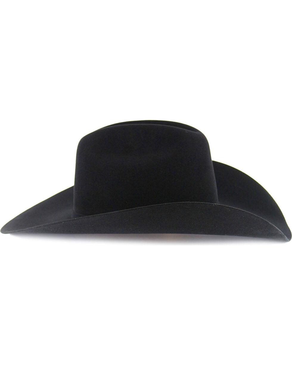 Cody James® Men's 10X Felt Cowboy Hat, Black, hi-res