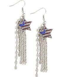 Shyanne® Women's Shooting Stars Earrings, , hi-res