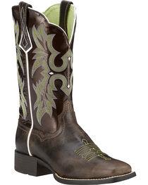 Ariat Women's Tombstone Western Boots, , hi-res