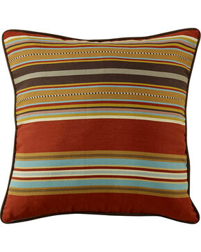 HiEnd Accents Calhoun Reversible Striped Euro Sham, Multi, hi-res