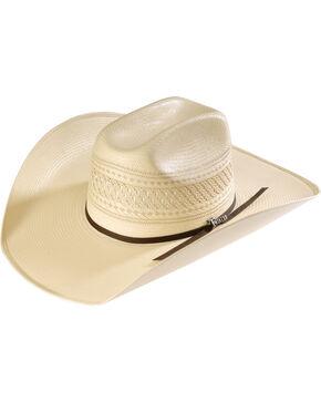 Twister All Over Shantung Cowboy Hat, Natural, hi-res