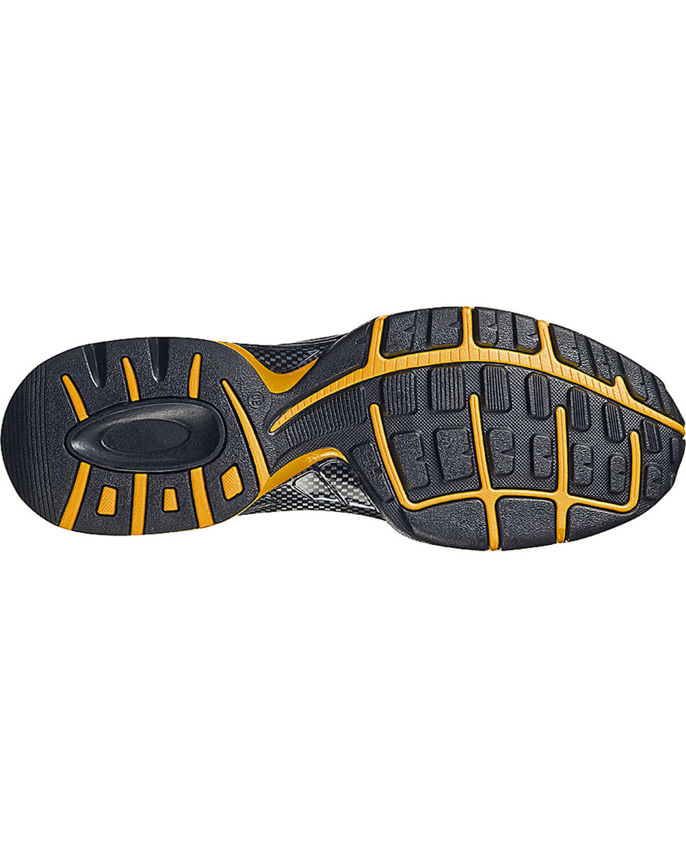Nautilus Men's Composite Toe EH Waterproof Athletic Work Shoes, Grey, hi-res