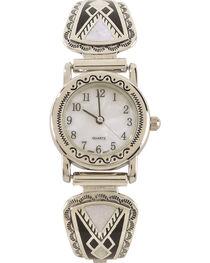 Silver Legends Women's Multi Channel Opal Watch , , hi-res