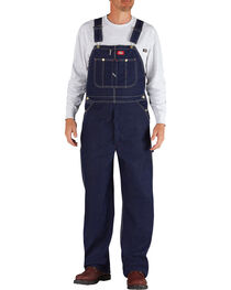 Dickies ® Indigo Bib Overalls - Big & Tall, , hi-res