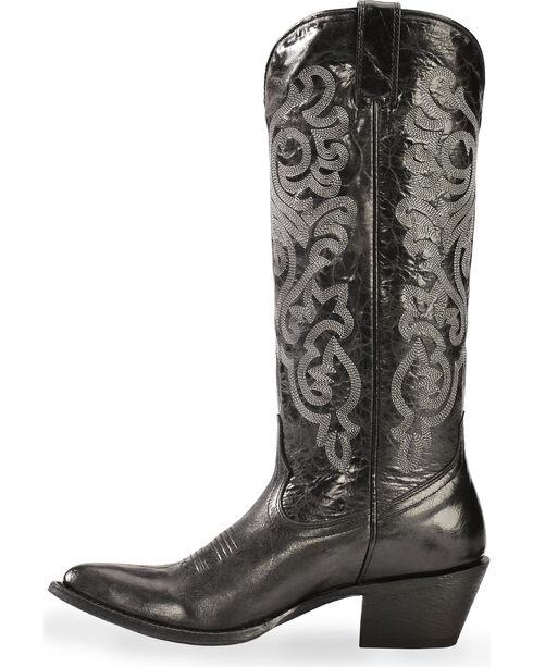 Shyanne Women's Tall Black Western Boots - Narrow Medium Toe, , hi-res