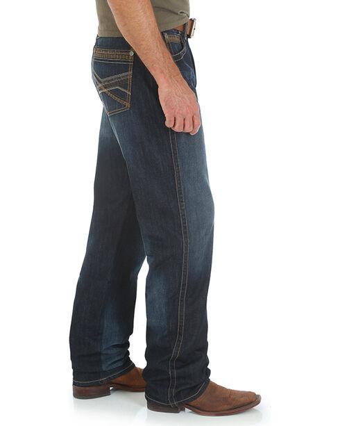 Wrangler 20X Men's Extreme Relaxed Straight Leg Jeans, Dark Blue, hi-res