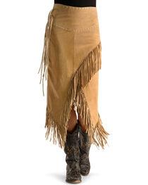 Scully Women's Fringe Skirt, , hi-res