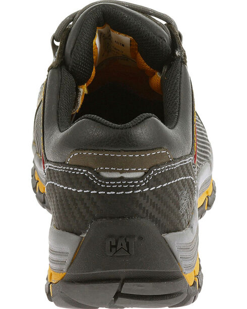 Caterpillar Men's Grey Convex Lo Work Shoes - Steel Toe , , hi-res