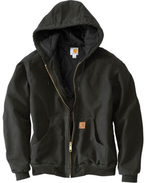 Carhartt Cottonwood Active Jacket, Black, hi-res