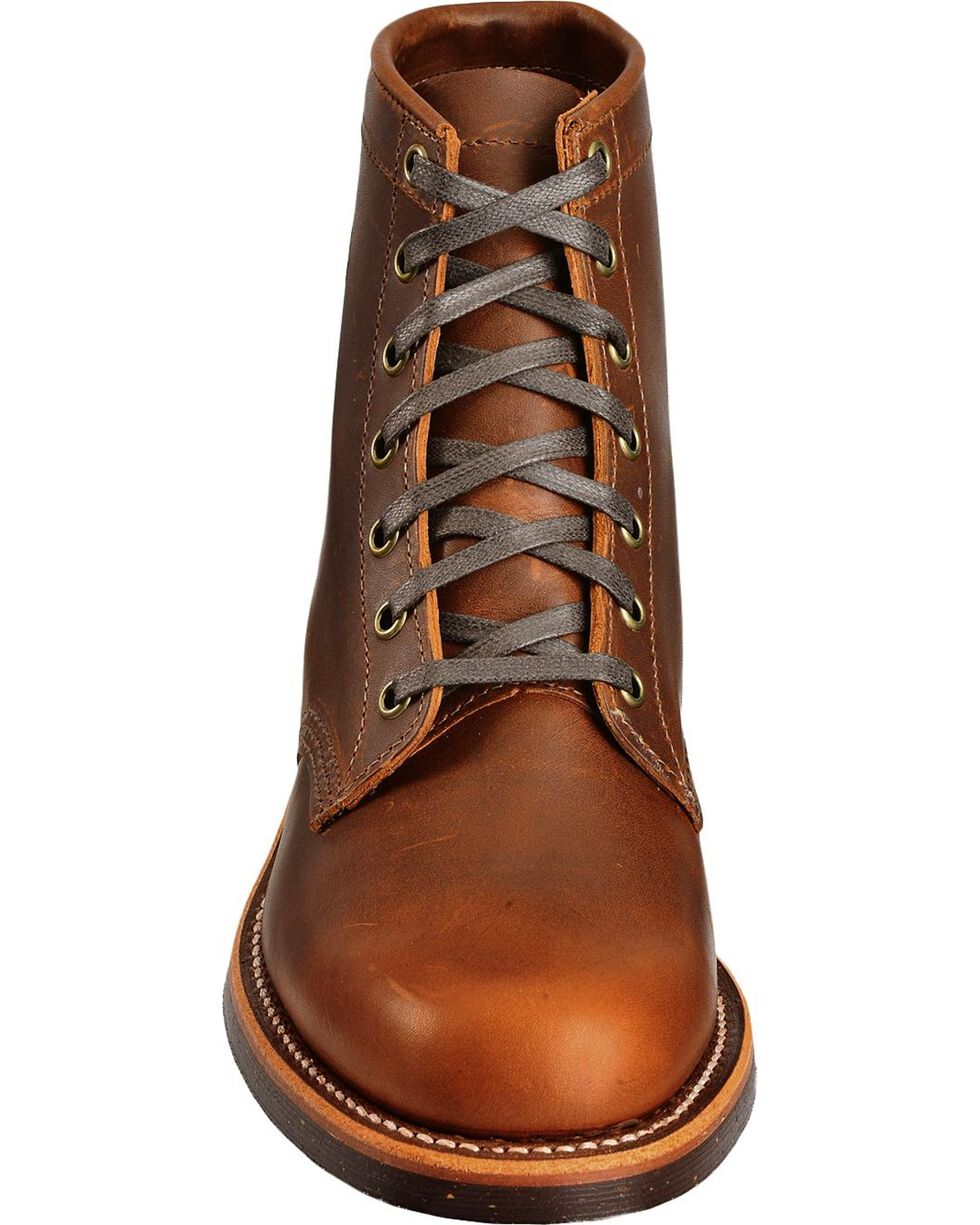 "Chippewa Men's 6"" General Utility Service Boots, Bay Apache, hi-res"