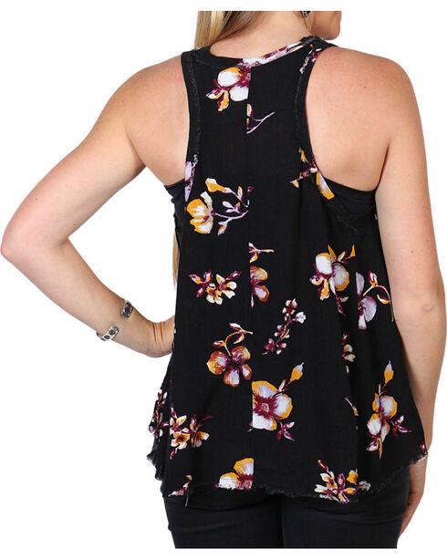 Shyanne® Women's Floral Tank Top, Multi, hi-res