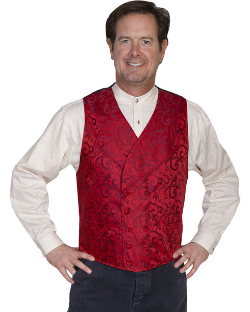 Rangewear by Scully Vine Scroll Vest, , hi-res