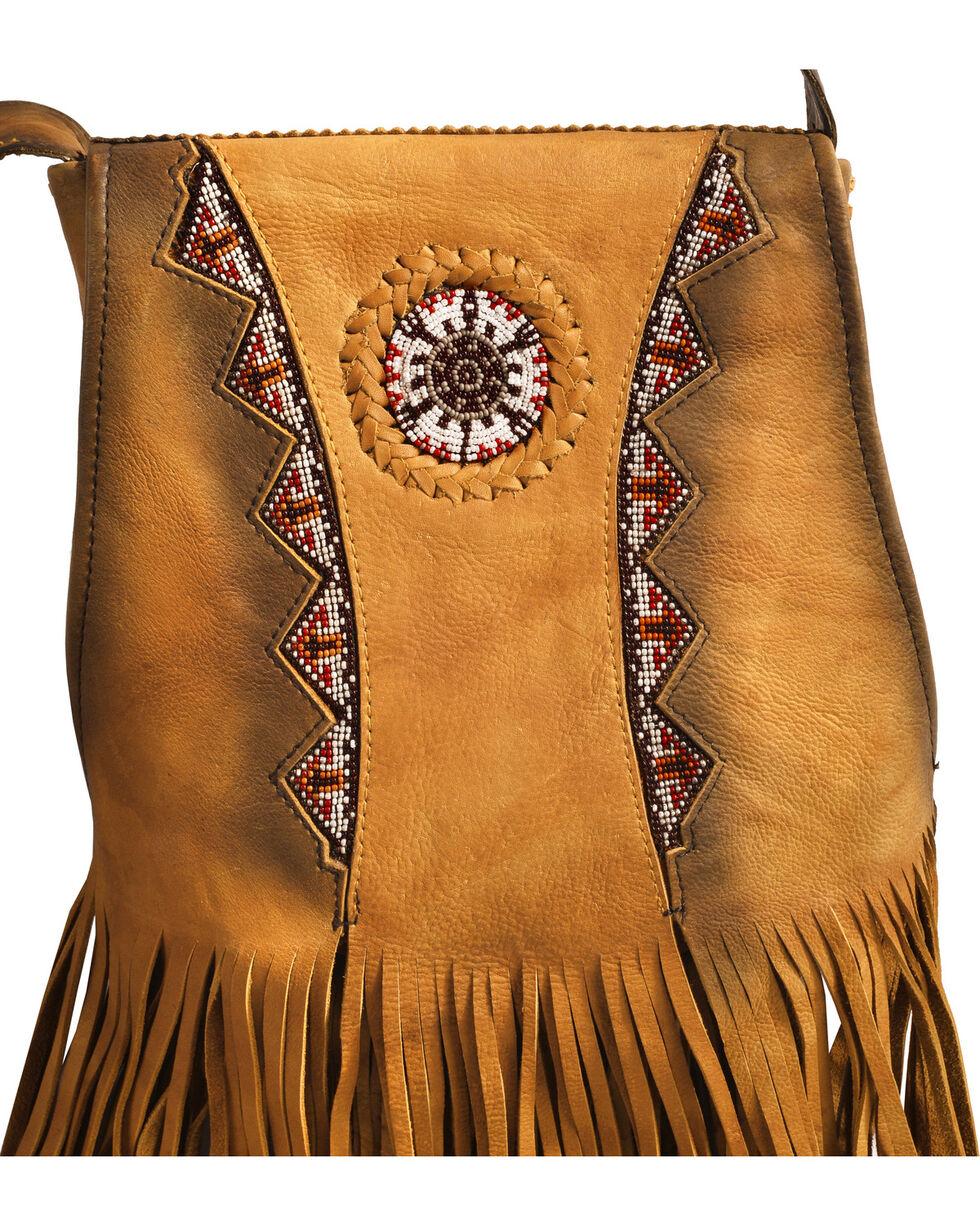 Kobler Leather Khaki Shoulder Bag , Khaki, hi-res