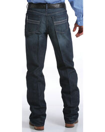 Cinch Men's Indigo August Grant Relaxed Fit Jeans -  Boot Cut, , hi-res