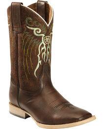 Ariat Kids' Mesteno Western Boots, , hi-res