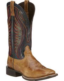 Ariat Rodeo Warrior Cowboy Boots - Square Toe, , hi-res