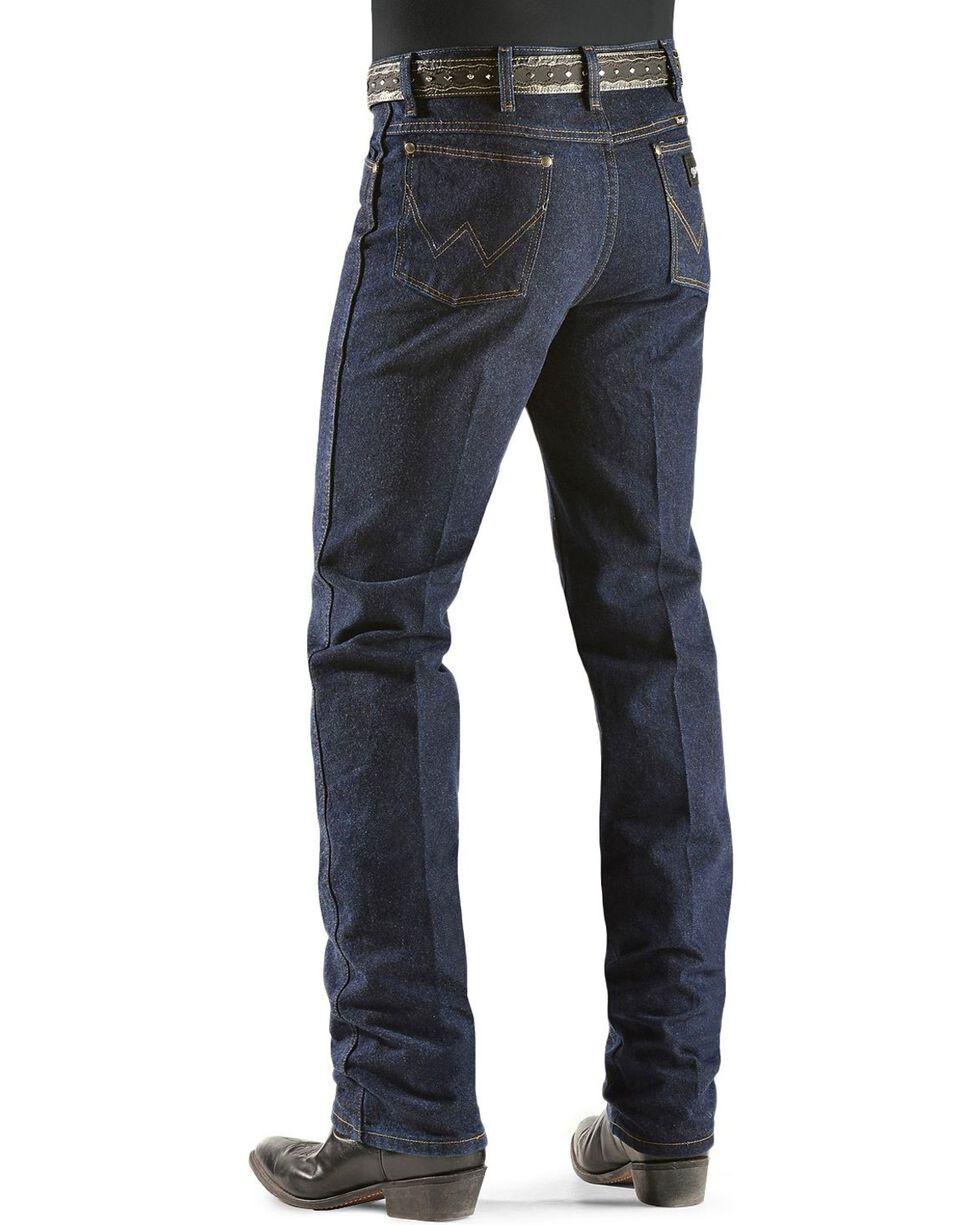 Wrangler Men's Silver Edition Slim Fit Jeans, Dark Denim, hi-res