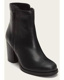 Frye Women's Addie Double Zip Smooth Boots - Round Toe , , hi-res