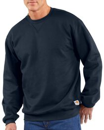 Carhartt Men's Flame-Resistant Heavyweight Sweatshirt, , hi-res