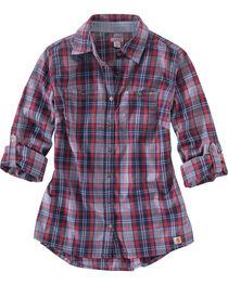 Carhartt Women's Stone Dodson Shirt , , hi-res