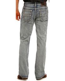 Rock & Roll Denim Men's Re-Flex Double Barrel Straight Leg Jeans, , hi-res