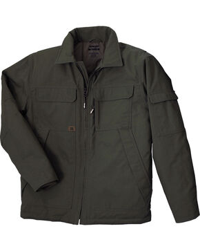 Wrangler Men's RIGGS Workwear Ranger Jacket, Loden, hi-res