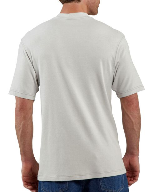Carhartt Flame Resistant Short Sleeve T-Shirt, Grey, hi-res